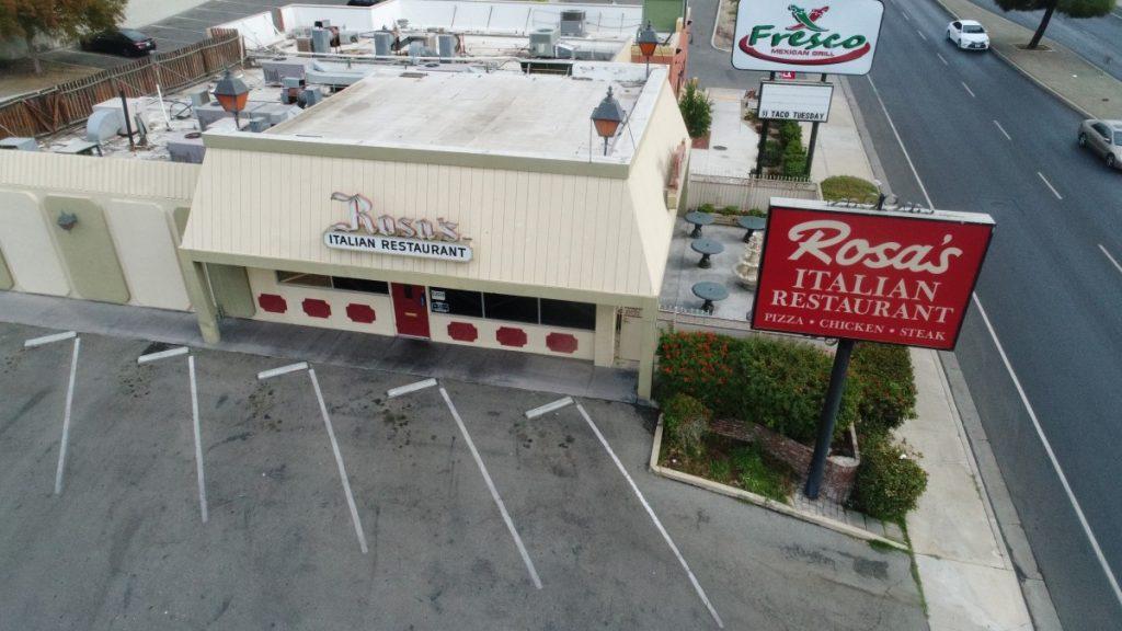 Italian Restaurant Bakersfield, Italian Catering Bakersfield, Rosas